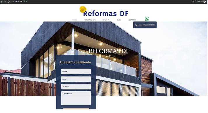 Reformas DF