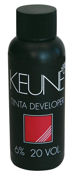 Tinta Cream Developer 6% Volume 20