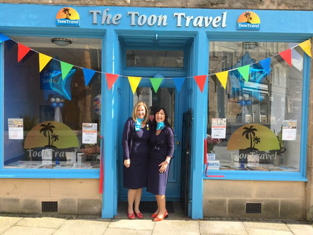 A Q&A with Arlene Rickard of The Toon Travel