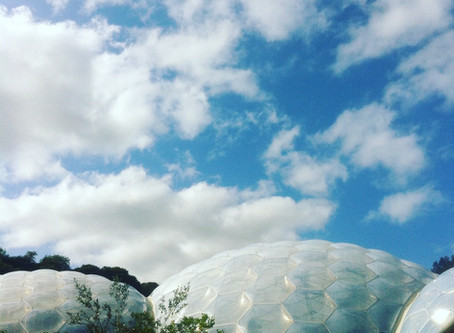 Aardvark Clothing visits the Eden Project
