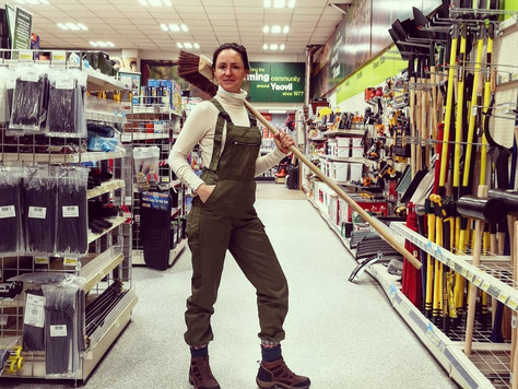 """""""Best workwear dungarees!"""""""