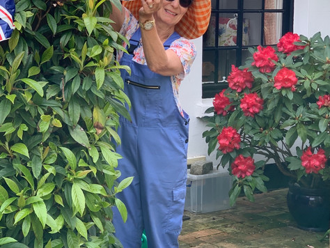 I do enjoy wearing your overalls and I get quite a few compliments!