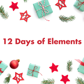 12 Days of Elements