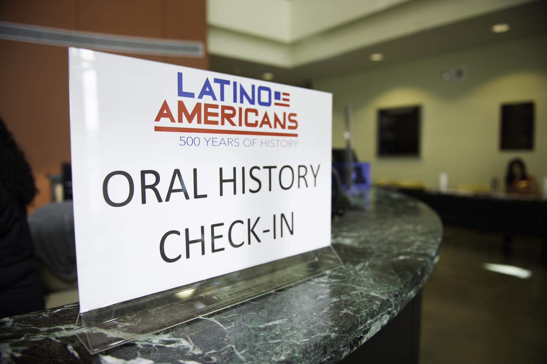 Latino Americans Event 19-4573