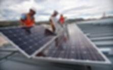 Construção Energia Solar Fotovoltaica