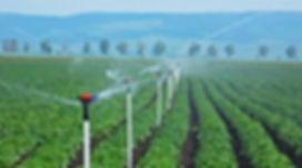 irrigação solar