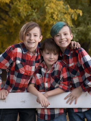 Danielle La Photography Family Portraits