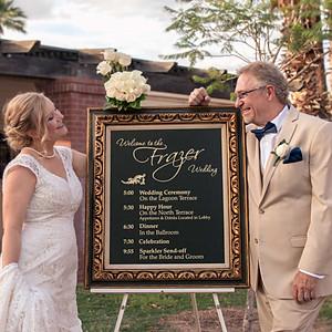 Mr. & Mrs. Frazer