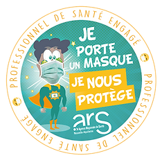 tampon_courier_prof_sante_engage_masque_
