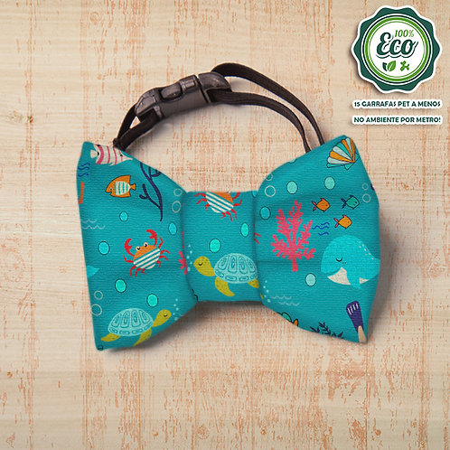 Laço/Gravata Deep Sea Eco