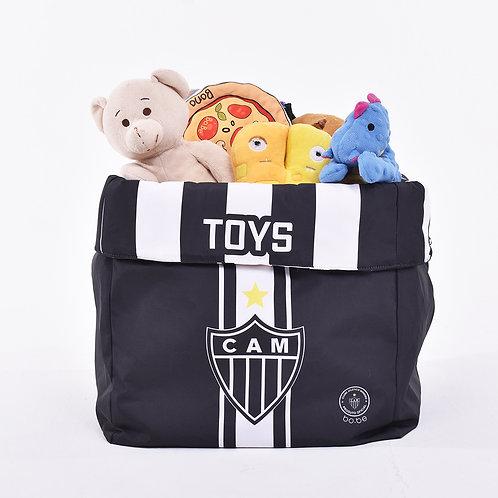 Caixa de Brinquedo Atlético MG Escudo