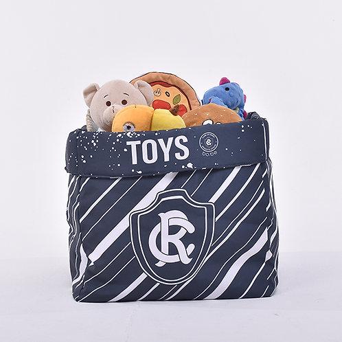 Caixa de Brinquedo Remo Escudo