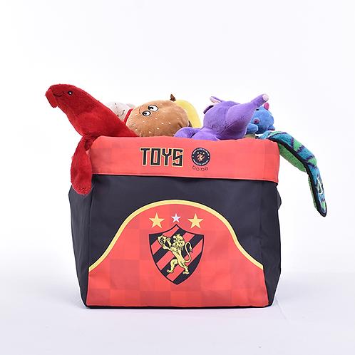 Caixa de Brinquedo Sport Escudo