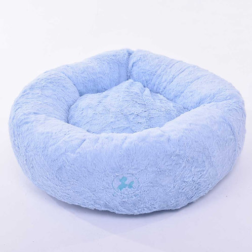 Cama Nuvem Azul Bebê