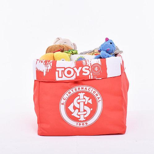 Caixa de Brinquedo Internacional Escudo