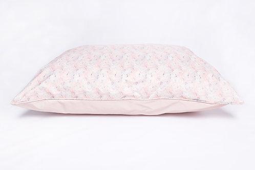 Almofadão Marble Pink
