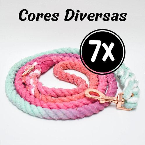 Kit 7 Guias - Cores Diversas