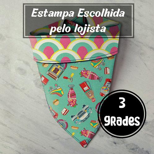 Kit Bandanas - 3 Grades Completas