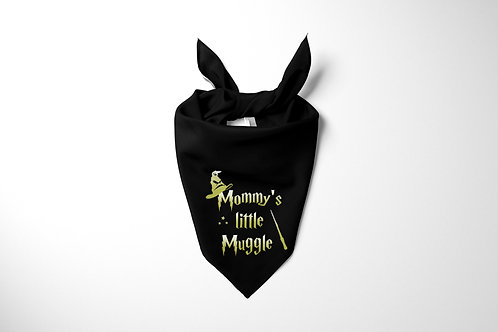Bandana Mommy's Little Mugle