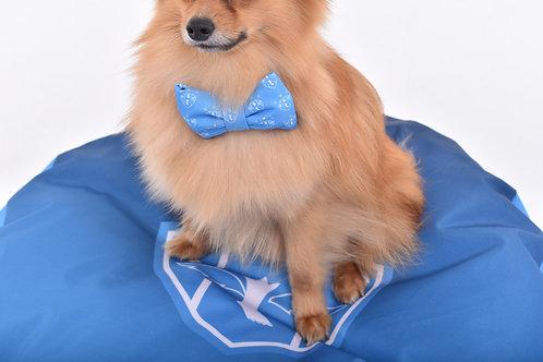 Laço/Gravata Paysandu Escudo - Azul