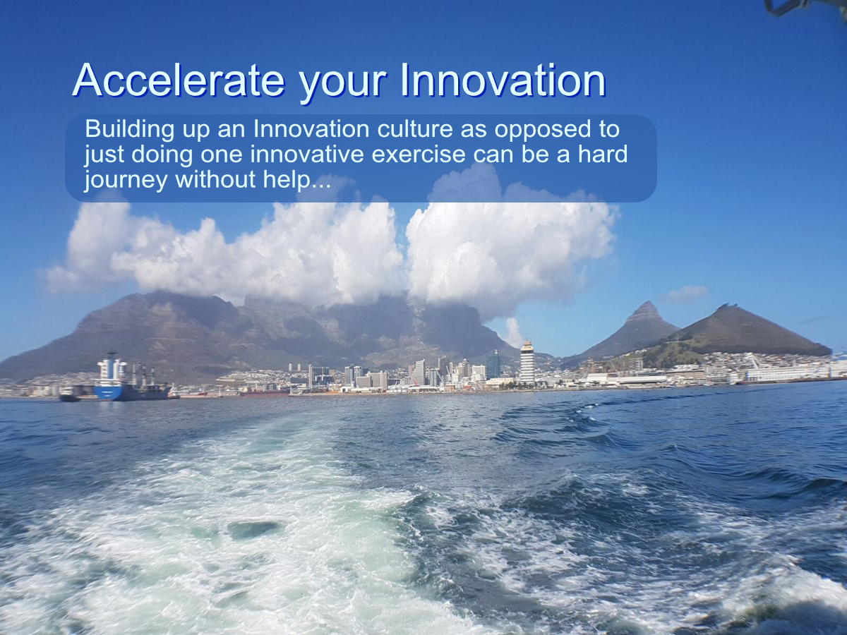 Accelerate your Innovation journey