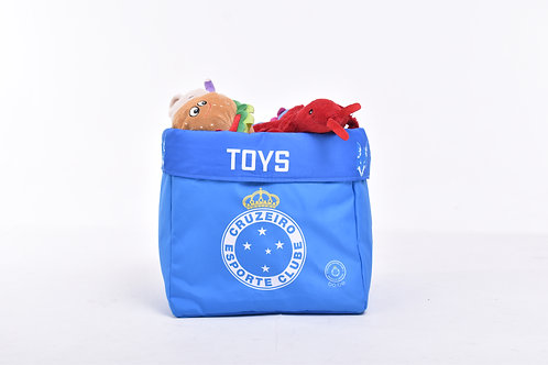 Caixa de Brinquedo Cruzeiro Escudo
