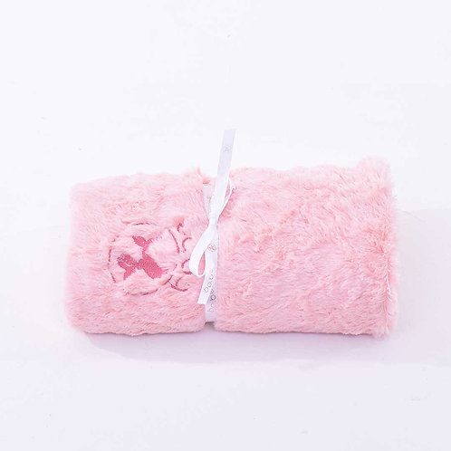 Manta Térmica Rosa Peach
