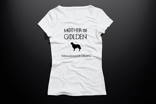 Blusa Mother of Golden