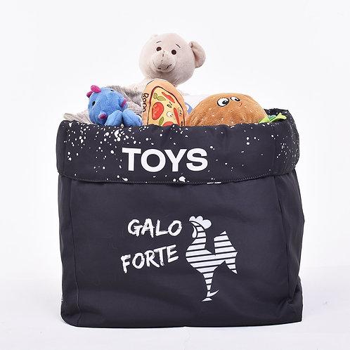 Caixa de Brinquedo Atlético MG Galo Forte