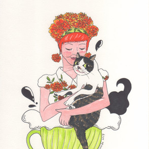 Miao Doodles You