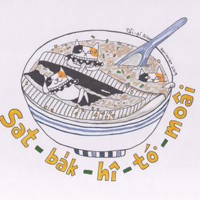 Milkfish belly congee