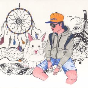 alvin & bunny
