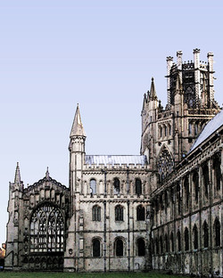 #20 Ely Cathedral North Transcept