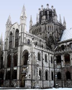 #34 North Door Ely Cathedral