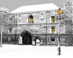 #6 Porta from Barton Square