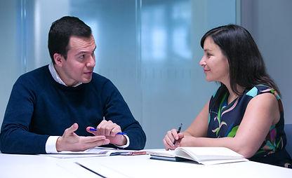 the process of executive coaching