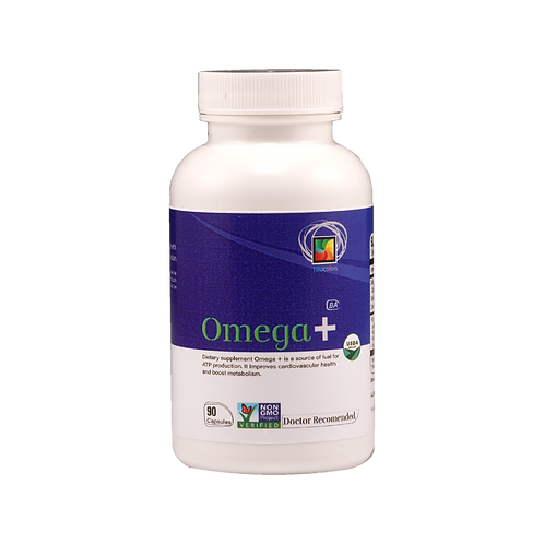 Omega+90 Capsules