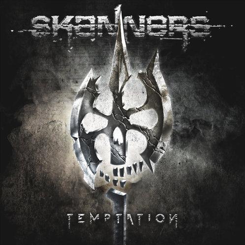 "SKANNERS ""Temptation""  CD"