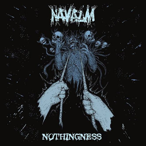 "NAVALM ""Nothingness"" CD"
