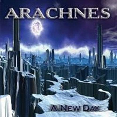 ARACHNES - A new day cd DIgipak Anniversary edt