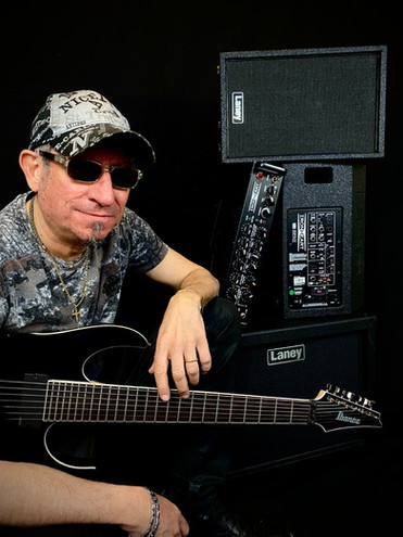 FRANK CARUSO from ARACHNES IBANEZ & LANEY ENDORSMENT DEAL