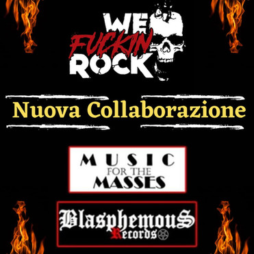 MUSIC FOR THE MASSES & WFR Supports the Underground