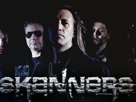 SKANNERS collaborazione con Blasphemous Records