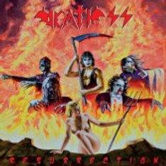 DEATH SS - Resurrection  CD