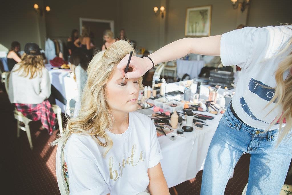 Bridal Party Makeup Only