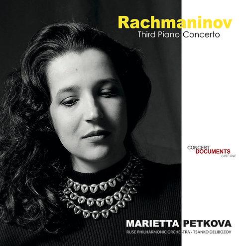 'Rachmaninov -Third Piano Concerto'