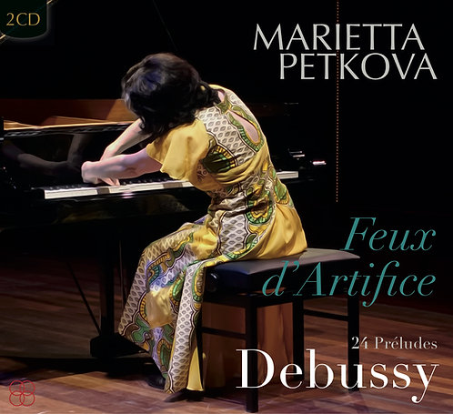 'Feux d'Artifice' 2CD