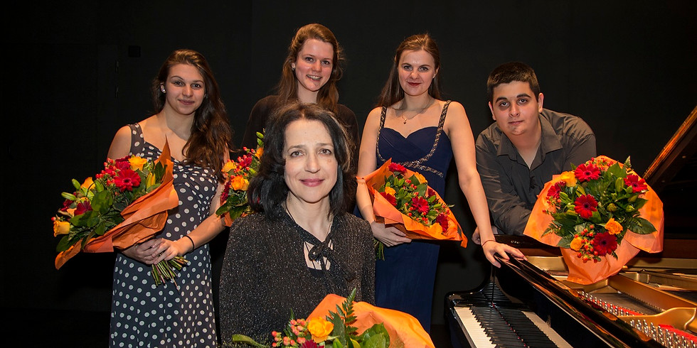 Masterclass clarinet, piano and voice  | Apeldoorn
