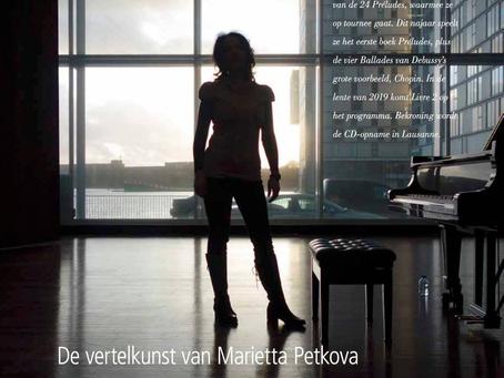 Interview in Pianist Magazine