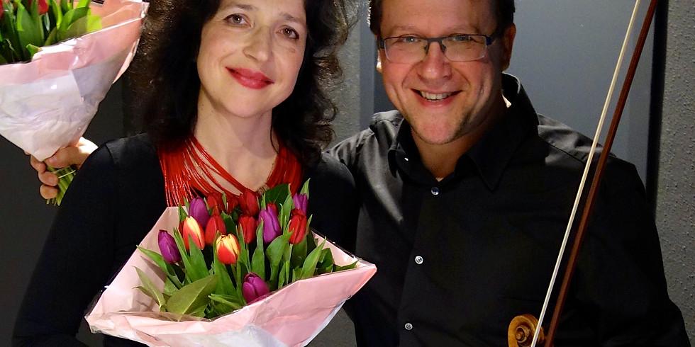 Duo Recital met Vesko Eschkenazy   Amsterdam